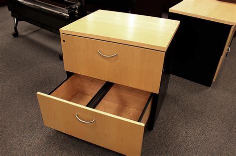 geiger used office desk wood veneer ofw pittsburgh