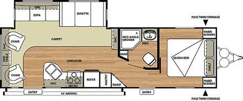 salem travel trailers floor plans document moved