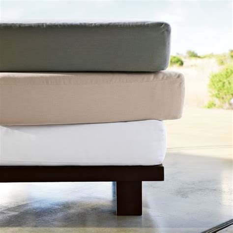 outdoor sofa cushion covers tillary 174 outdoor modular seating cushion covers west elm