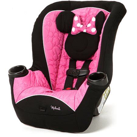 Minnie Mouse Car Seat Covers Walmart Disney Baby Minnie Mouse Apt 40 Rf Convertible Car Seat