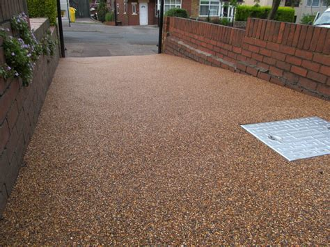 domestic resin drives teesside domestic resin driveways cleveland traditional exterior