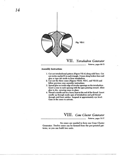 psionic generator pattern book the psionic generator pattern book