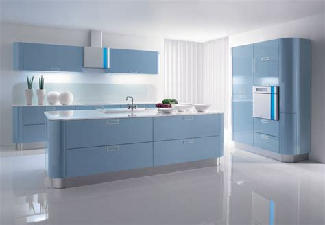 Blue Kitchens by 1000 Images About Kitchen Blue Tirquoise On
