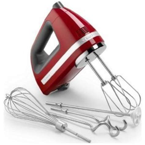 Kitchenaid 9 Speed Handheld Mixer Kitchenaid 9 Speed Mixer Includes Bonus