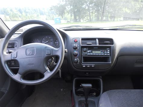 2000 Honda Civic Ex Coupe Interior by 2000 Honda Civic Interior Pictures Cargurus