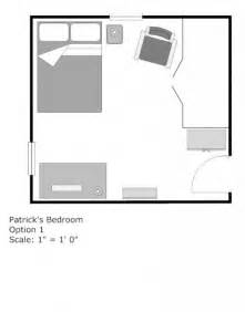 Simple 3 Bedroom Floor Plans Gallery For Gt Simple House Floor Plan With Furniture