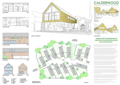 home design competition shows calderwood housing west lothian homes e architect