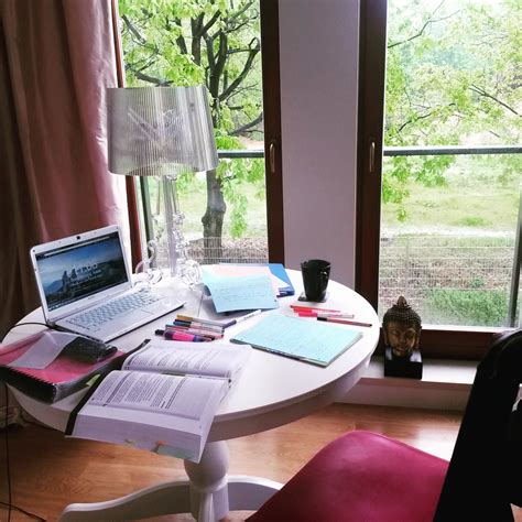 my study room my study space for today and 10 hours of studying ahead of me day but i m going to make