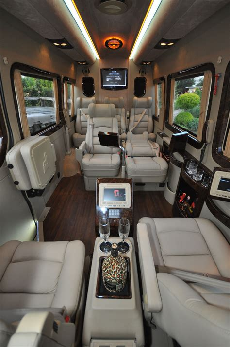 luxury mercedes sprinter custom sprinter van ceo style perfect for corporate