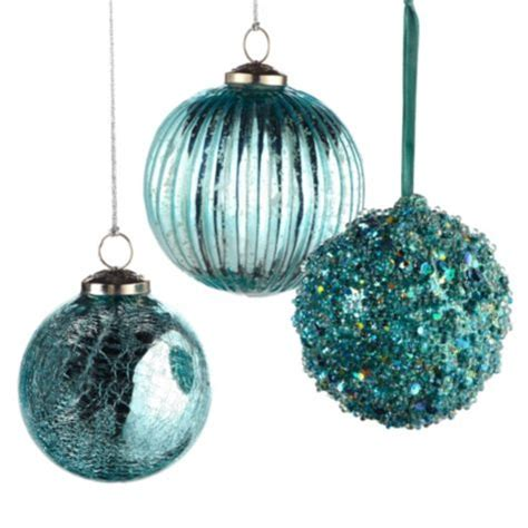 mercury glass christmas tree and teal mercury glass ornaments turquoise from z gallerie tree ornaments