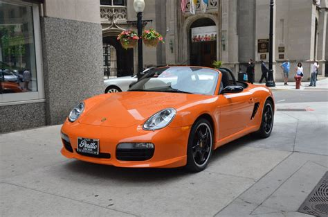 gold porsche convertible 2008 porsche boxster convertible s limited edition s