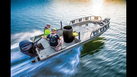 bowfishing boat mn tracker boats 2016 grizzly 1760 mvx sportsman bowfishing