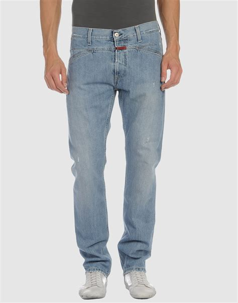 francois girbaud mens jeans marith 233 et fran 231 ois girbaud jeans in blue for men lyst