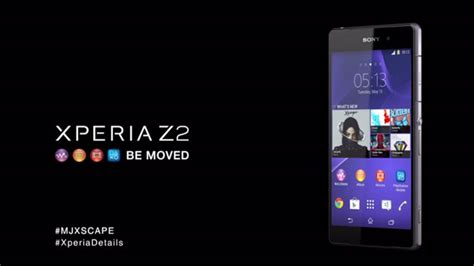 Sony Pictures Sweepstakes - win the hot new xperia z2 in sony sweepstakes intomobile