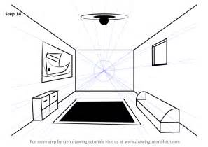 how to draw 3d rooms learn how to draw a room using one point perspective one