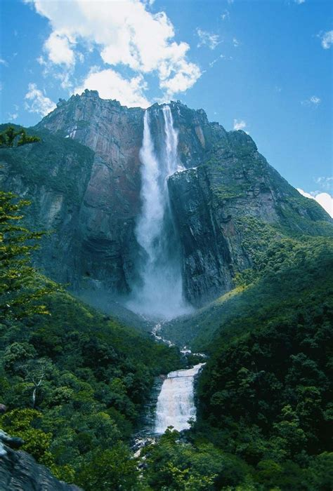 famous waterfalls in the world top 10 most incredible waterfalls in the world