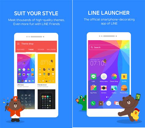 download theme changer for line apk line launcher v2 1 60 apk terbaru android free download