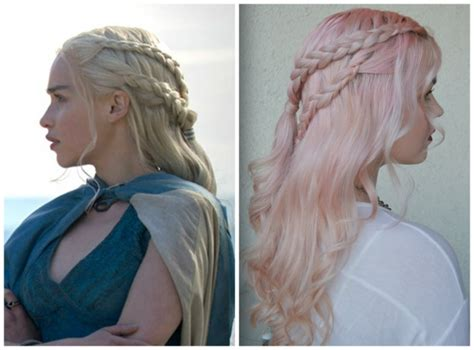 amazing hairstyles games 7 amazing hairstyles we learned from game of thrones
