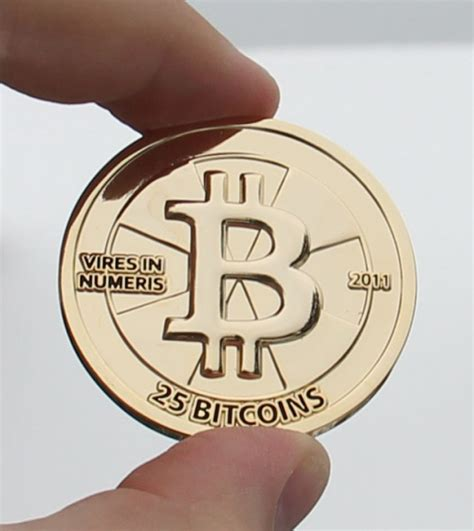 bitcoin btc casascius gorgeous physical bitcoins that have real value