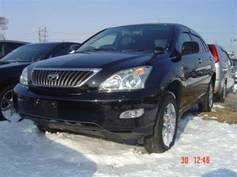 harrier lexus 2007 lexus harrier toyota jeep rx pictures