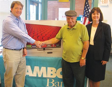 Bank Sweepstakes - amboy bank announces sweepstakes winner the amboy guardian
