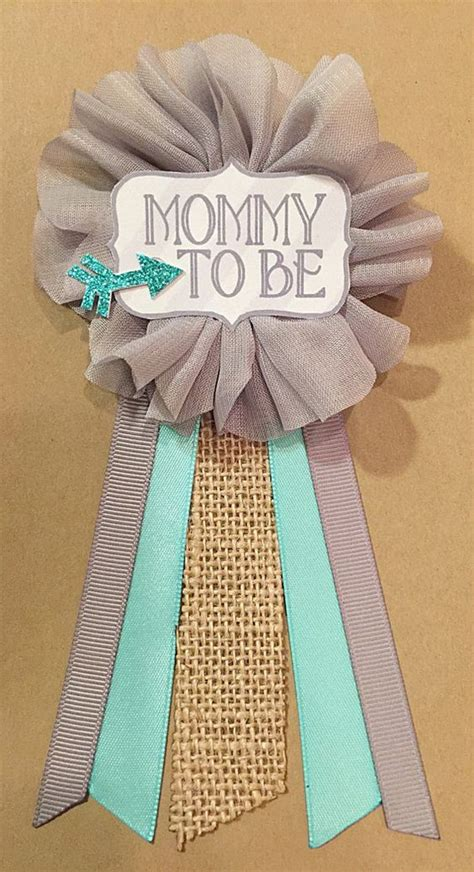 Baby Shower Pins Corsages by The World S Catalog Of Ideas