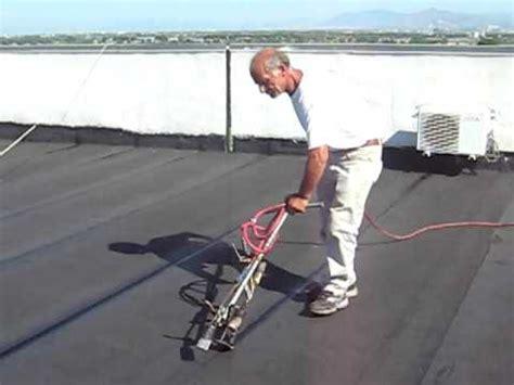 catrame liquido per terrazzi saldature su guaina bituminosa 2