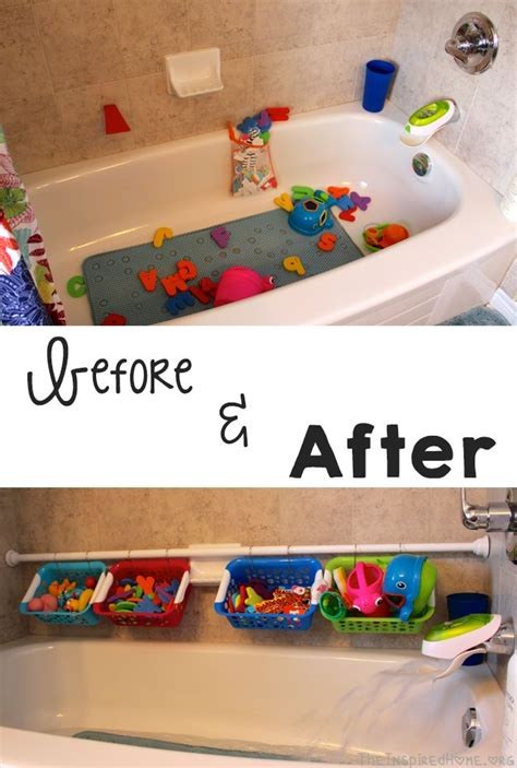 bathroom toy storage ideas 15 organizational ideas for the bathroom