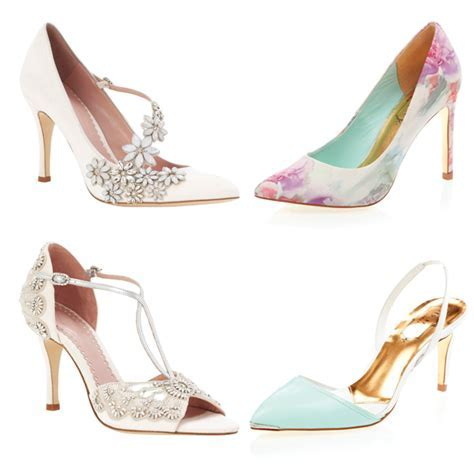 Wedding shoes found online, in UK, London and more