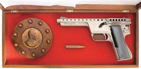 Mba Gyrojet by Mba Gyrojet I Pistol Firearms Auction Lot 561