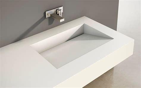 lavabo in corian platos ducha resina lavabos encimeras y ba 241 eras de corian