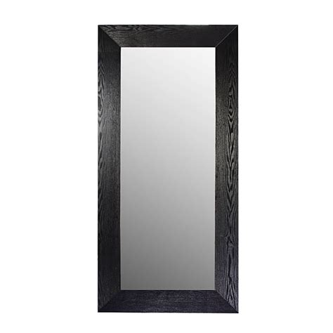 leaner large wall mirror 37 quot x 75 quot rona