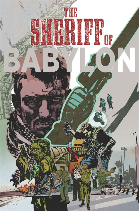 sheriff of babylon tp dc comics november 2016 solicitations superherohype