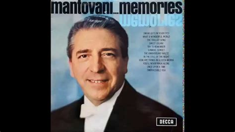 mantovani shoo mantovani memories the anniversary waltz