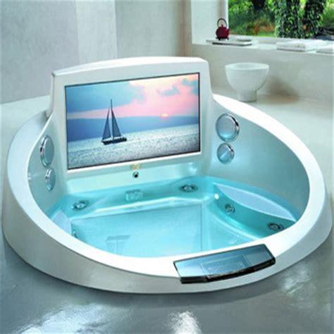 bathtub tv spa pas cher jacuzzi prix discount