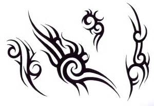 tribal tattoo desing clipart best