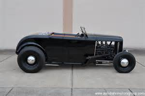 1932 Ford Roadster Interior 1932 Ford Roadster Autobahn