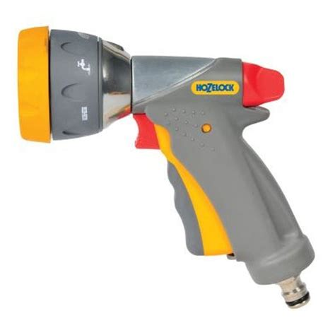 hozelocks online retailers hozelock hozelock multi spray pro gun buy online at qd stores