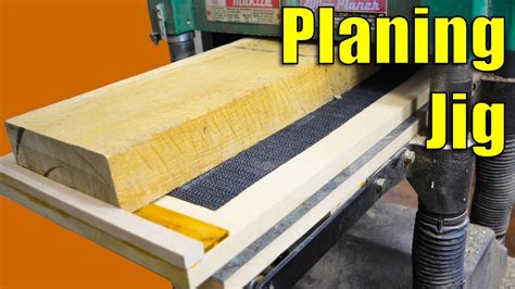 planing jig     planer  joint wood