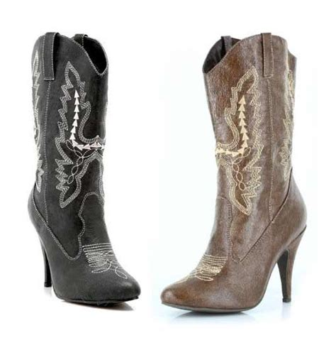 western boots with high heels high heel cowboy boots for 50 dollars