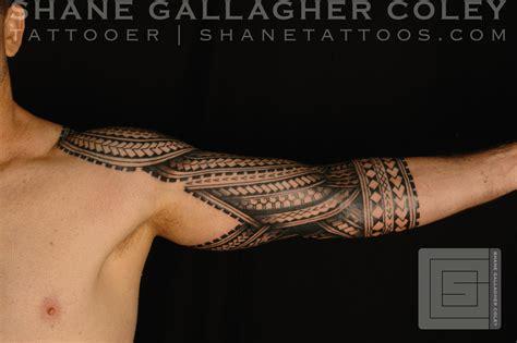 maori polynesian tattoo