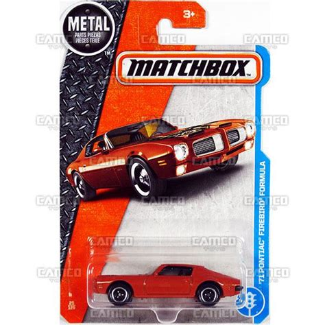 Firebird Formula Matchbox Mbx 2017 mbx basic camco toys