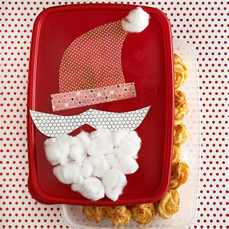 ways to decorate a santa hat santa claus decorations bring smiles and to children