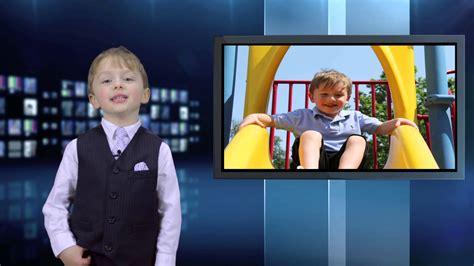 News Children news with vincent savage