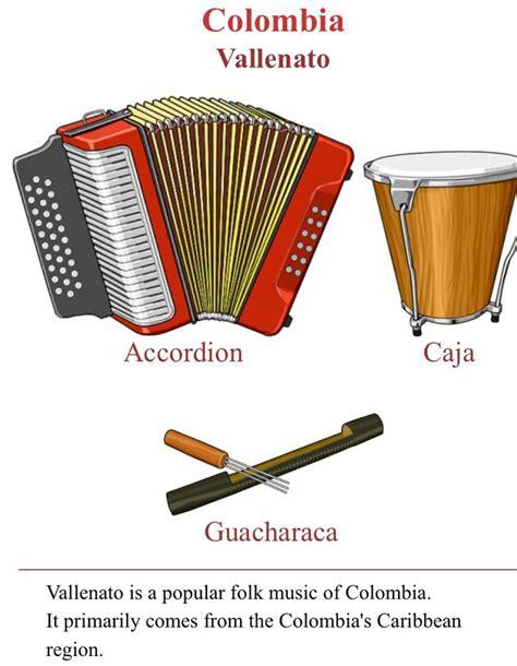 imagenes instrumentos musicales de colombia el vallenato es un g 233 nero musical aut 243 ctono de la costa