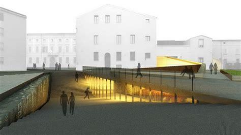 Urban Furniture by Public Space Renovation In Mantova By Lucio Serpagli