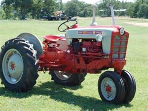 select o speed ford tractor