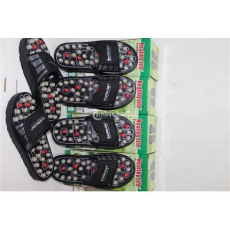 Alat Pijat Kaki Sunmas sandal kesehatan reflexology blueidea sendal refleksi alat pijat kaki termurah jakarta pusat