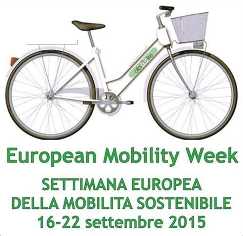 fiumicino al via la settimana europea mobilit 224 sostenibile