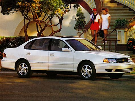 1998 toyota avalon mpg 1998 toyota avalon reviews specs and prices cars